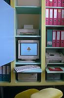A portable home office designed by Christian Biecher