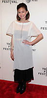 NEW YORK, NY - April 21: Kimiko Glenn attends the premiere of 'The Handmaid's Tale' during Tribeca Film Festival at BMCC Tribeca PAC on April 21, 2017 in New York City.@John Palmer / Media Punch