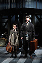 Danielle Tarento, Steven M Levy, Sean Sweeney and Vaughan Williams present RAGTIME, at the Charing Cross Theatre. Directed by Thom Southerland, with lighting design by Howard Hudson. Picture shows: Riya Vyas (Little Girl), Gary Tushaw (Tateh)
