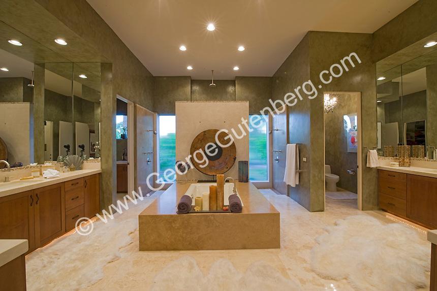 Bathroom ensuite - Stock Photo Of Residential Bathroom Interior Design Stock