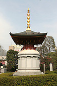 Mar 9, 2006; Tokyo, JPN; Asakusa.On the grounds of the Senso-ji Buddhist temple...Photo credit: Darrell Miho