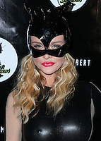 WEST HOLLYWOOD, CA, USA - OCTOBER 31: Joanna Krupa arrives at Adam Lambert's 2nd Annual Halloween Bash held at Bootsy Bellows on October 31, 2014 in West Hollywood, California, United States. (Photo by Xavier Collin/Celebrity Monitor)
