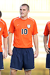 09 September 2011: Virginia's Will Bates. The University of Virginia Cavaliers defeated the Duke University Blue Devils 1-0 at Koskinen Stadium in Durham, North Carolina in an NCAA Division I Men's Soccer game.