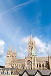 Truro Cathedral above Skyline 02