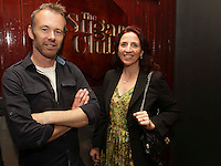 04/06/14<br /> (No Fee pixs) Will Morgan and Maureen Cullen arriving to the Stella Bass Album Launch &ldquo;TOO DARN HOT&rdquo; which took place in the Sugar Club Co Dublin this evening&hellip;<br /> Pic Collins  Photos