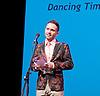 The Critics' Circle National Dance Awards 2016 <br /> at the Lilian Baylis Studio, Sadler's Wells, London, Great Britain <br /> <br /> 6th February 2017 <br /> <br /> Chase Johnsey <br /> DT Best male dancer WINNER <br /> <br /> Photograph by Elliott Franks <br /> Image licensed to Elliott Franks Photography Services