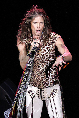 ATLANTIC CITY, NJ - NOVEMBER 23 :  Aerosmith performing in Ovations Hall at Revel Casino in Atlantic City, New Jersey on November 23, 2012  © Star Shooter / MediaPunch Inc