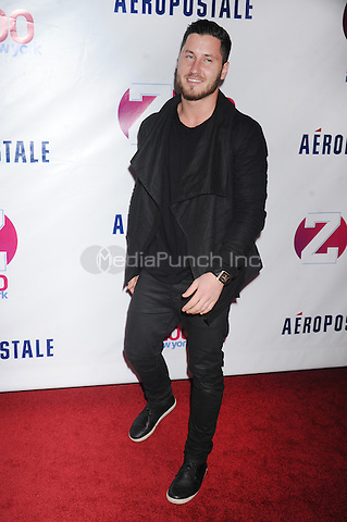 NEW YORK, NY - DECEMBER 07: Valentin Chmerkovskiy at Z100's Jingle Ball 2012, presented by Aeropostale, at Madison Square Garden on December 7, 2012 in New York City. Credit: mpi01/MediaPunch Inc.