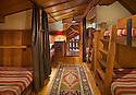 Sugar Bowl Residence - Kids Room.Faulkmer Architects