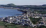 Praia do Victoria on Terceira, Azores. Far out in the Atlantic Ocean, some 850 miles off the western coast of Lisbon, Portugal lies the 425-mile long archipelago of the Azores. (Jim Bryant Photo).....