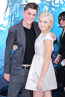 HOLLYWOOD, LOS ANGELES, CA, USA - MAY 28: Spencer List, Peyton List at the World Premiere Of Disney's 'Maleficent' held at the El Capitan Theatre on May 28, 2014 in Hollywood, Los Angeles, California, United States. (Photo by Xavier Collin/Celebrity Monitor)