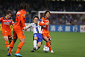 Takahiro Futagawa (Gamba), December 3, 2011 - Football / Soccer : 2011 J.LEAGUE Division 1, 34th Sec match between Shimizu S-Pulse 1-3 Gamba Osaka at OUTSOURCING Stadium Nihondaira in Shizuoka, Japan. (Photo by Akihiro Sugimoto/AFLO SPORT) [1080]
