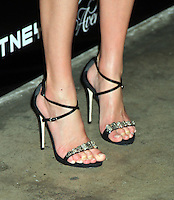 June 06, 2012 Close up of Kate Bosworth's shoes as she attends the 2012 Whitney Art Party  sponsored by Theory and Saks 5th Avenue at the Skylight Soho in New York City. © RW/MediaPunch Inc. ***NO GERMANY***NO AUSTRIA***