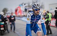 Tom Boonen (BEL/Quick-Step Floors) to the start<br /> <br /> 60th E3 Harelbeke (1.UWT)<br /> 1day race: Harelbeke &rsaquo; Harelbeke - BEL (206km)