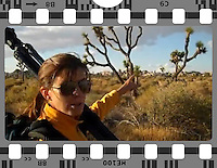 VIDEO: When I am on the road sometimes I shoot video and have been doing that for the last few years - my videos have become a fun web series called, &quot;Cheyenne's VERY Cool Life&quot; and I have quite the following from my Facebook page - they even ask me when the next video is coming out! I love sharing the amazing sights I am so fortunate to see and photograph. Join me on the road! <br /> <br /> Joshua Tree National Park episode: <br /> http://youtu.be/BVZpWa1GVR4