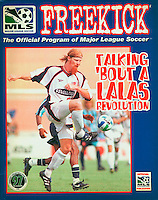 Soccer Magazine Covers