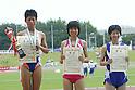 Yuriko Kobayashi (Suma Gakuen), AUGUST 5, 2005 - Athletics:During the 2005 All-Japan Inter High School Championships in Chiba (Photo by Daiju Kitamura/AFLO SPORT) (1045)