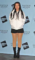 Leah Weller at the Skate at Somerset House with Fortnum &amp; Mason VIP launch party, Somerset House, The Strand, London, England, UK, on Wednesday 16 November 2016. <br /> CAP/CAN<br /> &copy;CAN/Capital Pictures /MediaPunch ***NORTH AND SOUTH AMERICAS ONLY***