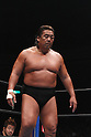 Riki Choshu,AUGUST 15, 2010 - Pro Wrestling :New Japan Pro-Wrestling event at Ryogoku Kokugikan in Tokyo, Japan. (Photo by Yukio Hiraku/AFLO)