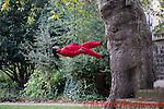 Calling Tree - Rosemary Lee & Simon Whitehead, Bloomsbury  22nd October 2016