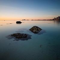 Ramberg beach, Flakstadøy, Lofoten Islands, Norway