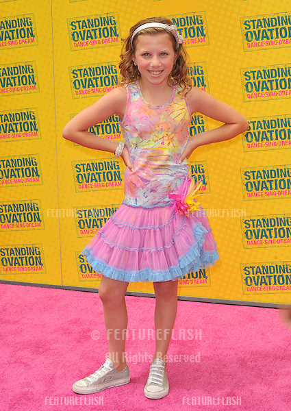 """Alanna Palombo at the Los Angeles premiere of her movie """"Standing Ovation"""" at Universal Citywalk..July 10, 2010  Los Angeles, CA.Picture: Paul Smith / Featureflash"""