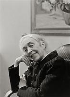 Eileen Hennessy, 2010.  Poet.