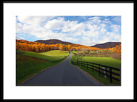 Fine Art-Local Charlottesville Albemarle County  Landscapes (Click on thumbnails below to purchase)