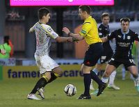 St Mirren v Dundee 240115