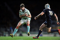 Simon Davies of Cambridge University in possession. The Varsity Match between Oxford University and Cambridge University on December 10, 2015 at Twickenham Stadium in London, England. Photo by: Patrick Khachfe / Onside Images