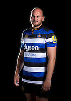Matt Garvey poses for a portrait at a Bath Rugby photocall. Bath Rugby Media Day on August 24, 2016 at Farleigh House in Bath, England. Photo by: Rogan Thomson / JMP / Onside Images