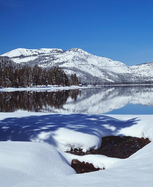 Winter - Donner Lake, Ca