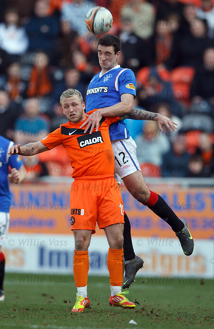 Johnny Russell and Lee Wallace
