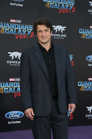 19 April 2017 - Hollywood, California - Nathan Fillion. Premiere Of Disney And Marvel's &quot;Guardians Of The Galaxy Vol. 2&quot; held at Dolby Theatre. <br /> CAP/ADM/PMA<br /> &copy;PMA/ADM/Capital Pictures