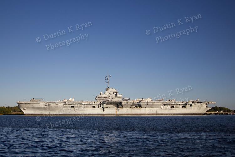 USS Yorktown Patriots point mt pleasant South Carolina Charleston Harbor