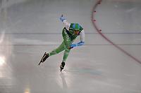 SCHAATSEN: GRONINGEN: Sportcentrum Kardinge, 17-01-2015, KPN NK Sprint, Anice Das, ©foto Martin de Jong