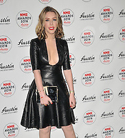 Katherine Ryan attends the NME Awards 2016 with Austin, Texas, O2 Academy Brixton, Stockwell Road, London, UK, on Wednesday 17 February 2016.<br /> CAP/CAN<br /> &copy;CAN/Capital Pictures /MediaPunch ***NORTH AND SOUTH AMERICAS ONLY***