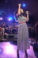 Joy Delanane spielt im Exter 11 in Wolfenbuettel fuer N-Joy Radio