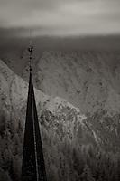 Le Tour steeple