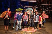210007 Godspell, Royall Tyler Theatre Production