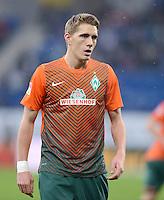 FUSSBALL   1. BUNDESLIGA  SAISON 2012/2013   15. Spieltag TSG 1899 Hoffenheim - SV Werder Bremen    02.12.2012 Nils Petersen (SV Werder Bremen)