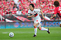 Naoshi Nakamura (Grampus), APRIL 24th, 2011 - Football : 2011 J.League Division 1 match between Urawa Red Diamonds 3-0 Nagoya Grampus Eight at Saitama Stadium 2002 in Saitama, Japan. The J.League resumed on Saturday 23rd April after a six week enforced break following the March 11th Tohoku Earthquake and Tsunami. All games kicked off in the daytime in order to save electricity and title favourites Kashima Antlers are still unable to use their home stadium which was damaged by the quake. Velgata Sendai, from Miyagi, which was hard hit by the tsunami came from behind for an emotional 2-1 victory away to Kawasaki. .(Photo by AFLO)
