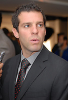 DC United's new Head Coach Ben Olsen during the presentation for his new position at RFK Stadium, Monday November 29, 2010.