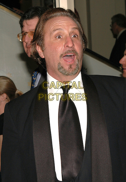 "RON SILVER.Premiere of her new film ""Good Night, And Good Luck"" at Avery Fisher Hall at Lincoln Center, part of the 43rd New York Film Festival, New York, New York.   .Photo Credit: Patti Ouderkirk AdMedia/Capital Pictures.Ref: PO.September 23rd, 2005.headshot portrait goatee facial hair mouth open.www.capitalpictures.com.sales@capitalpictures.com.© Capital Pictures."