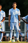 28 August 2015: North Carolina's Zach Wright. The University of North Carolina Tar Heels hosted the Florida International University Panthers at Fetzer Field in Chapel Hill, NC in a 2015 NCAA Division I Men's Soccer match. North Carolina won the game 1-0