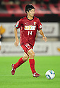 Chikashi Masuda (Antlers), SEPTEMBER 18, 2011 - Football / Soccer : 2011 J.League Division 1 match between Kashima Antlers 1-1 Nagoya Grampus Eight at Kashima Soccer Stadium in Ibaraki, Japan. (Photo by AFLO)