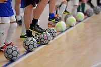 20160924 Capital Futsal Roadshow - U9 Group Futsal Whites Training