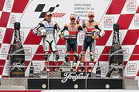 Moto GP Podium