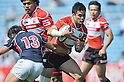 Yu Tamura (JPN),.MAY 19, 2012 - Rugby : HSBC Asian Five Nations 2012 match between Japan 67-0 Hong Kong at Chichibunomiya Rugby Stadium, Tokyo, Japan. (Photo by Jun Tsukida/AFLO SPORT) [0003].