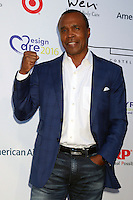 PACIFIC PALISADES, CA - JULY16: Sugar Ray Leonard at the 18th Annual DesignCare Gala on July 16, 2016 in Pacific Palisades, California. Credit: David Edwards/MediaPunch